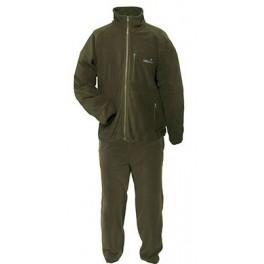 Флисовый костюм Norfin Mild Line, хаки
