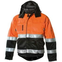 Зимняя сигнальная куртка Dimex 6150