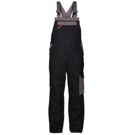 Полукомбинезон Engel Safety+ 3444-106 черный/серый