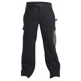 Брюки Engel Safety+ 2234-825 черный/серый
