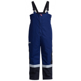 Полукомбинезон зимний Engel Safety+ 3820-820 синий/черный