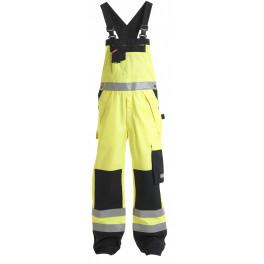 Полукомбинезон Engel Safety+ 3235-825 желтый/черный