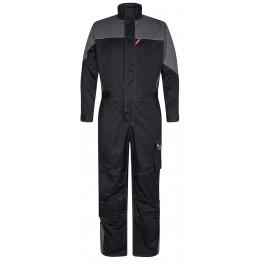 Комбинезон Engel Safety+ 4284-172 черный/серый