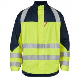 Куртка Engel Safety+ 1285-172 желтый/синий
