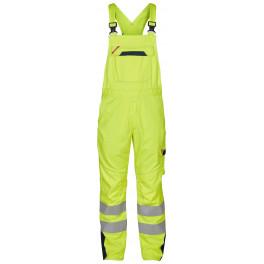 Полукомбинезон Engel Safety+ 3285-172 жёлтый/тёмно-синий