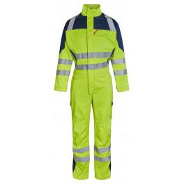 Комбинезон Engel Safety+ 4285-172 жёлтый/тёмно-синий