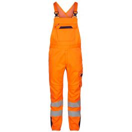 Полукомбинезон Engel Safety+ 3235-835 оранжевый/синий