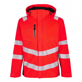 Сигнальная куртка Engel Safety 1146-930 красный/черный