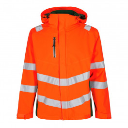 Сигнальная куртка Engel Safety 1146-930 оранжевый/зеленый