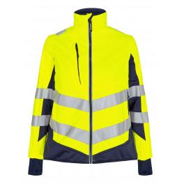 Женская сигнальная куртка Engel Safety 1156-237 желтый/синий