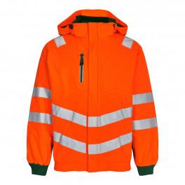 Сигнальная куртка Engel Safety 1246-930 оранжевый/зеленый