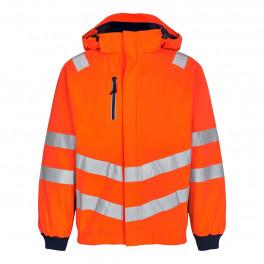 Сигнальная куртка Engel Safety 1246-930 оранжевый/синий