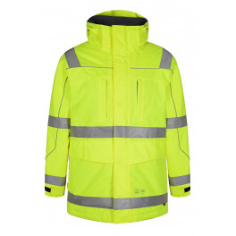 Сигнальная куртка-парка Engel Safety 1400-928 желтый