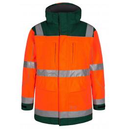 Сигнальная куртка-парка Engel Safety 1400-928 оранжевый