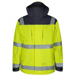 Сигнальная куртка Engel Safety 1430-928 желтый/синий