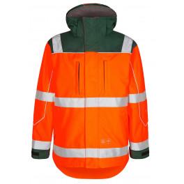 Сигнальная куртка Engel Safety 1430-928 оранжевый/зеленый