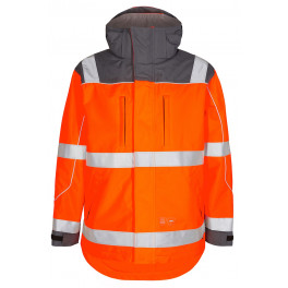 Сигнальная куртка Engel Safety 1430-928 оранжевый/серый