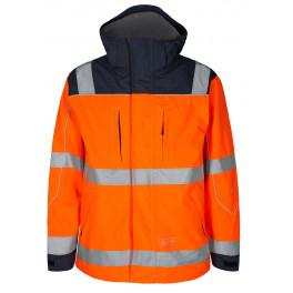 Сигнальная куртка Engel Safety 1430-928 оранжевый/синий