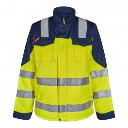 Женская сигнальная куртка Engel Safety 1541-770 желтый/синий