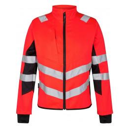 Сигнальная куртка Engel Safety 1544-314 красный/черный