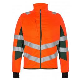 Сигнальная куртка Engel Safety 1544-314 оранжевый/зеленый