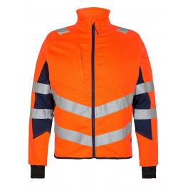 Сигнальная куртка Engel Safety 1544-314 оранжевый/синий