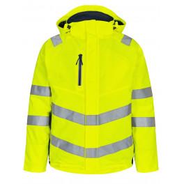 Сигнальная зимняя куртка Engel Safety 1946-930 желтый/синий
