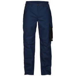 Брюки Engel Safety+ Arc Trousers 2444-106 синий/черный