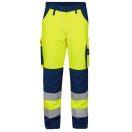 Сигнальные брюки Engel 2501-525 желтый