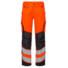 Женские сигнальные брюки Engel Safety 2543-319 оранжевый/серый