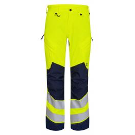 Сигнальные брюки Engel Safety 2544-314 желтый/синий