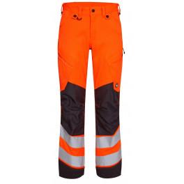 Сигнальные брюки Engel Safety 2544-314 оранжевый/серый