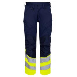 Сигнальные брюки Engel Safety 2546-314 синий/желтый