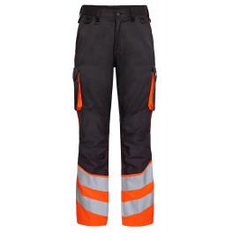 Сигнальные брюки Engel Safety 2547-319 серый/оранжевый