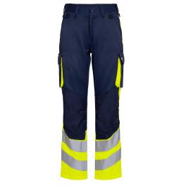 Сигнальные брюки Engel Safety 2547-319 синий/желтый