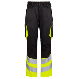Сигнальные брюки Engel Safety 2547-319 черный/желтый