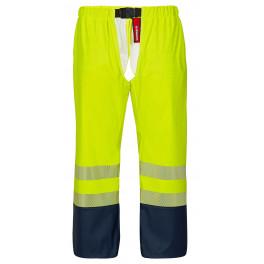 Сигнальные брюки Engel Safety 2920-102 желтый/синий