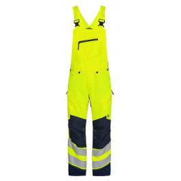 Сигнальный полукомбинезон Engel Safety 3544-314 желтый/синий