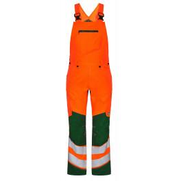 Сигнальный полукомбинезон Engel Safety 3544-314 оранжевый/зеленый