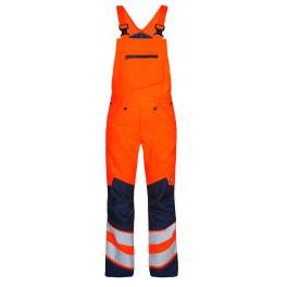 Сигнальный полукомбинезон Engel Safety 3544-314 оранжевый/синий