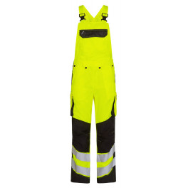 Сигнальный полукомбинезон Engel Safety 3545-319 желтый/черный