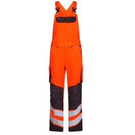 Сигнальный полукомбинезон Engel Safety 3545-319 оранжевый/серый