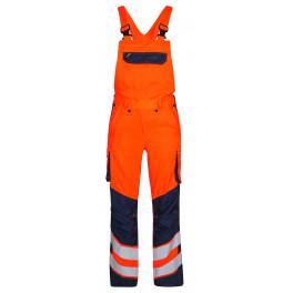 Сигнальный полукомбинезон Engel Safety 3545-319 оранжевый/синий