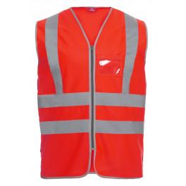 Сигнальный жилет Engel Safety 5028-422 красный