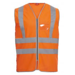 Сигнальный жилет Engel Safety 5028-422 оранжевый