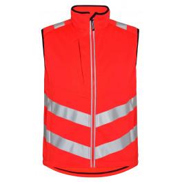 Сигнальный жилет Engel Safety Softshell 5156-237 красный