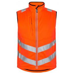 Сигнальный жилет Engel Safety Softshell 5156-237 оранжевый