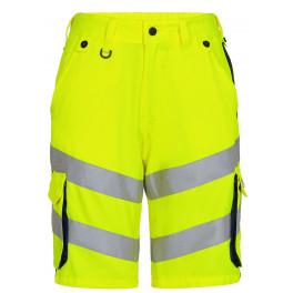 Сигнальные шорты Engel Safety 6545-319, желтый/синий
