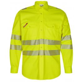 Сигнальная рубашка Engel Safety 7011-194, желтый