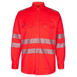 Сигнальная рубашка Engel Safety 7011-194, красный